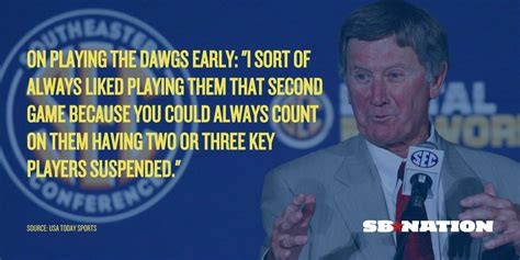 the 14 best steve spurrier quotes of now and then