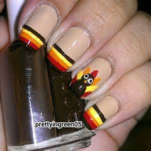 cute and easy thanksgiving nail designs 12 easy amp cute thanksgiving nail art designs ideas