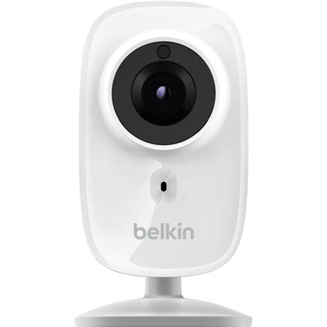 belkin netcam hd wi fi f7d7606 b h photo