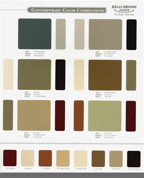 best color exterior paint to use with brick