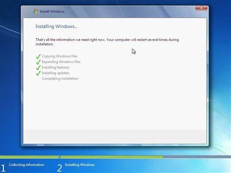 format hard drive reinstall windows 7 windows 7 professional reinstall with format