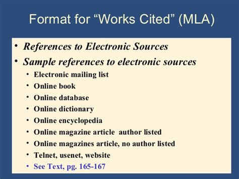 How To Reference Dvds In Essay by Writing The Research Paper A Handbook 7th Ed Ch 9 Mla System