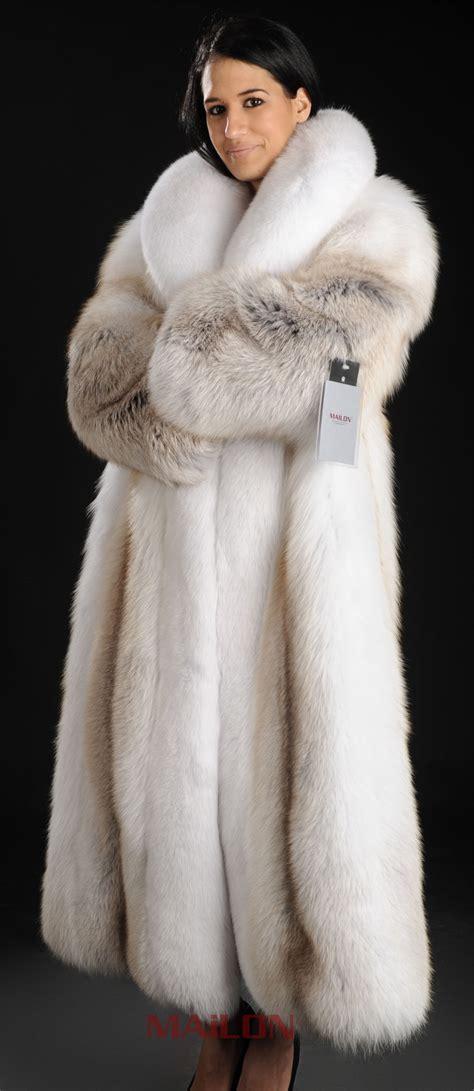 Catalog Shopping Home Decor saga royal golden island shadow full length fox fur coat
