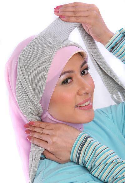 Kreasi Jilbab Cara Pakai Kerudung