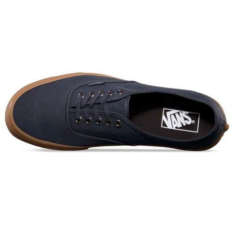 Vans Authentic Black Gumsole Original vans authentic surf shoes vans authentic for sale vans