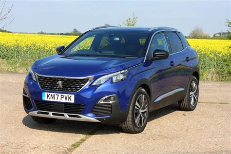 buy a peugeot peugeot 3008 suv 2016 buying and selling parkers