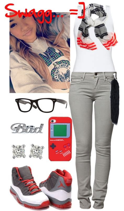girl with swag and jordans outfit jordans swag 30 cute outfits ideas 2015 for girls 20
