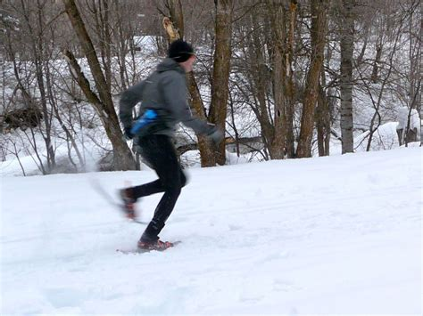 running snow shoes atlas run snowshoes review feedthehabit