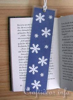 printable snowflake bookmarks pinterest the world s catalog of ideas