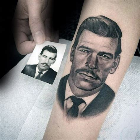 dad memorial tattoos for men 100 memorial tattoos for timeless tribute design ideas