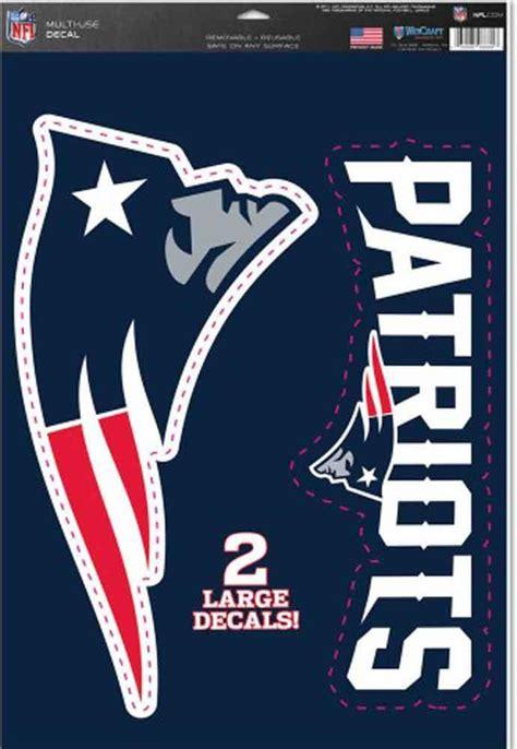 new england patriots fan gear large patriots symbol