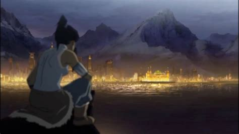the legend of the last airbender the legend of korra trailer screencaps