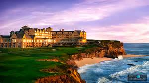 Surf Decor The Ritz Carlton At Half Moon Bay California Luxury