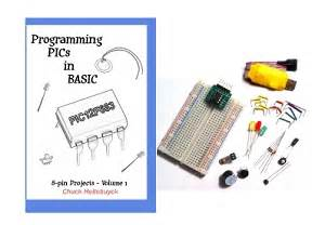programming pic microcontrollers with xc8 books getting started with pics electronic products