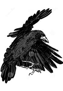 crow tattoos designs and ideas page 51