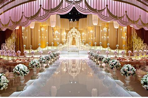 Floor Plan Wedding Reception by Wedding Hall
