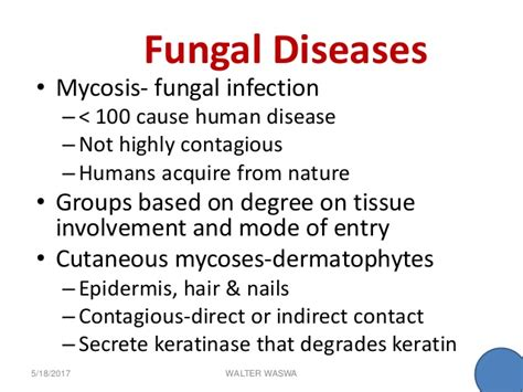 culture fungus skin hair nail with direct fluorescent koh medical mycology for nurses in kenya