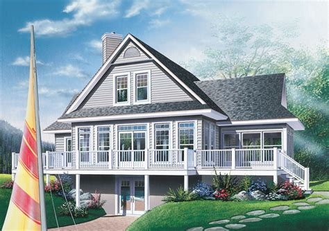 vacation home plans quaker lake vacation home plan 032d 0513 house plans and more