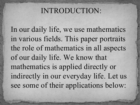 essay on mathematics in our daily life custom paper academic service