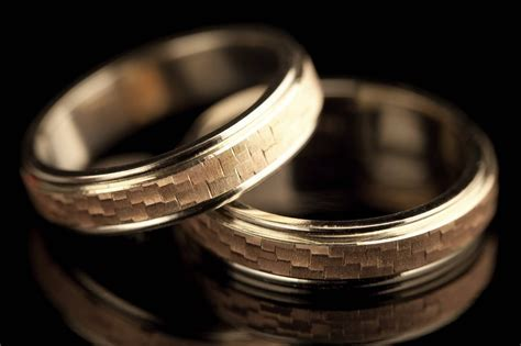 2019 Latest Wedding Bands For Mechanics