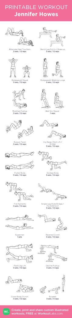 printable exercise band workouts 1000 images about exercises on pinterest printable