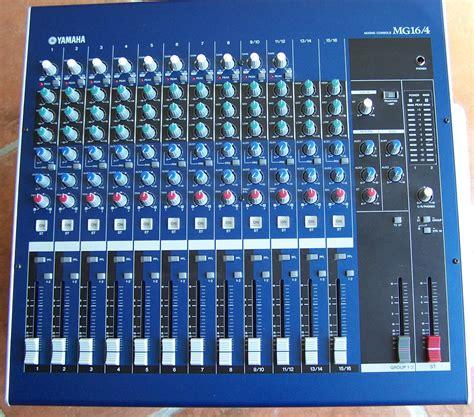 Mixer 16 Channel Yamaha Mg16 yamaha mg16 4 image 698942 audiofanzine