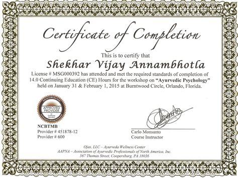 therapy certification ojas llc ayurveda wellness center coopersburg pa