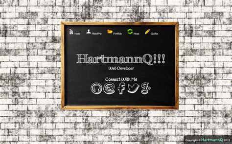 Blackboard Free Website Templates Blackboard Website Templates
