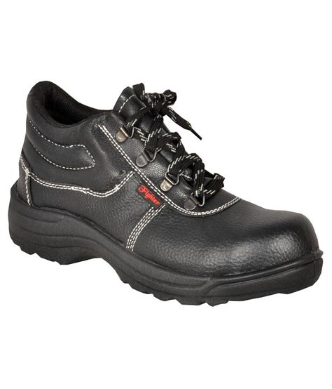 fighter merino black safety shoes price in india buy