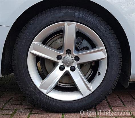 Audi Felge 17 Zoll by 17 Zoll Audi Vw Original Felgen Alle Lochkreise Und