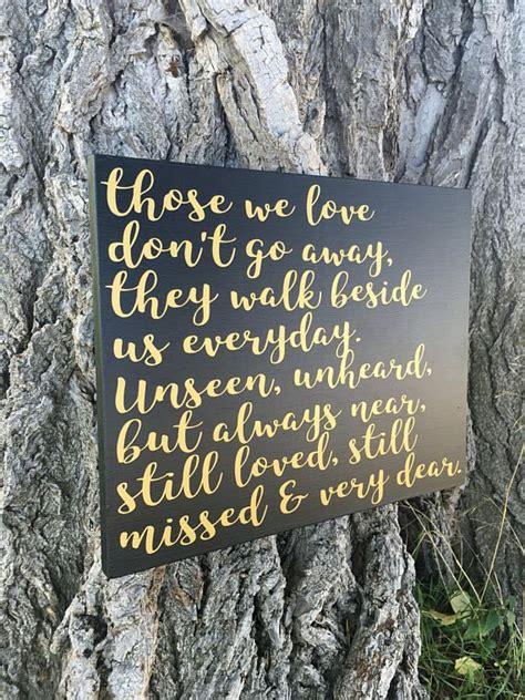 love dont   sign  loving memory  wood wedding pinterest