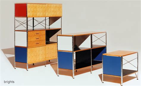 Wall Units For Bedroom eames storage unit 420 hivemodern com