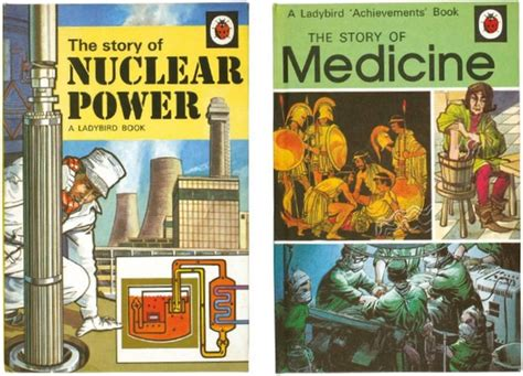 nuclear blues books ladybird books the strange things we learned news