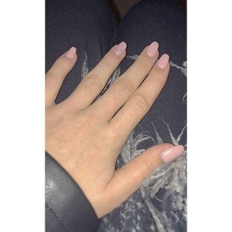 ongle en gel pale ongles pale