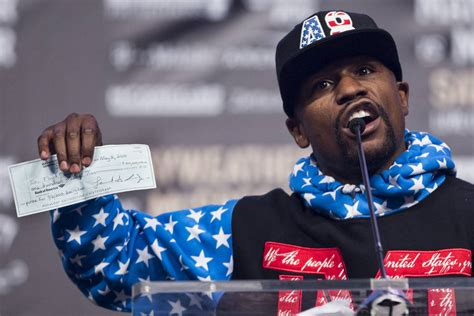 mayweather money big floyd mayweather money starts to show for megafight