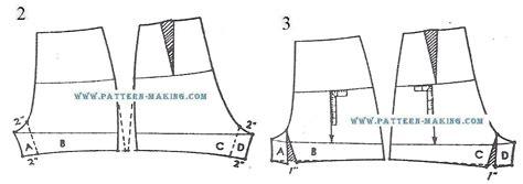 ease pattern making drafting shorts pattern pattern making com