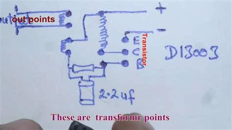 membuat inverter  dc   ac  tekno