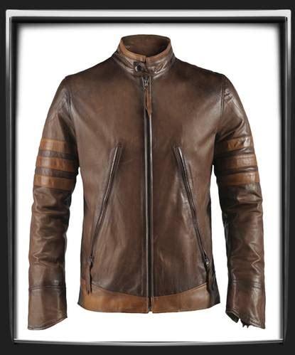 Jual Jaket Anime Wolverine Leather dinomarket pasardino jaket kulit wolverine