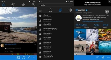 full version of instagram for windows phone 6tag instagram gets windows 10 adapted icons in version 5 5