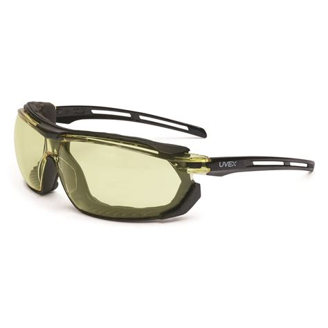 uvex s4042 tirade safety glasses goggles black temples
