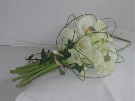 calla table l mariage bouquet mariage arum