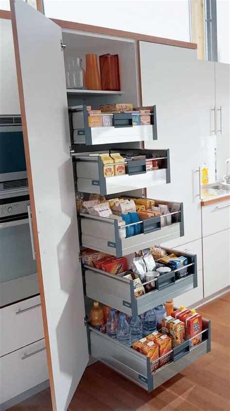 Blum Pantry by Blum Tandembox Larder Unit The Wide Pantry Unit Is