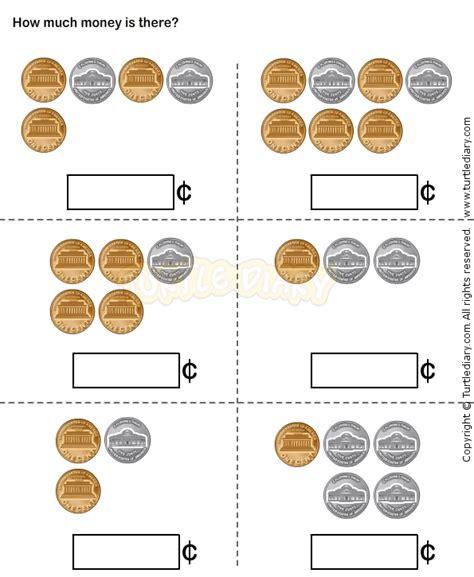 kindergarten activities coins money 14 math worksheets kindergarten worksheets