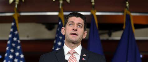 white house speaker house speaker ryan hopes white house will be tempering agent for trump abc news