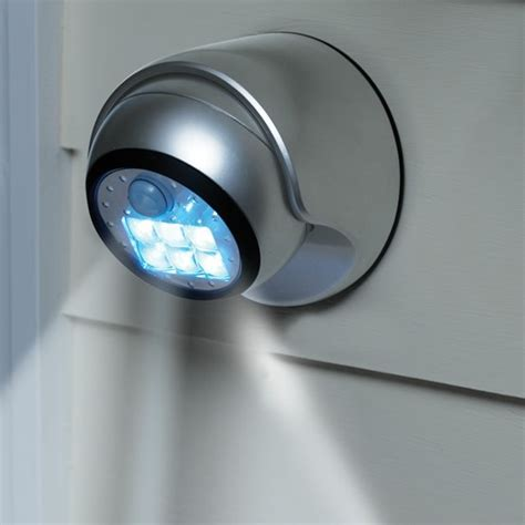 sensor lights for house the cordless motion activated light for the home