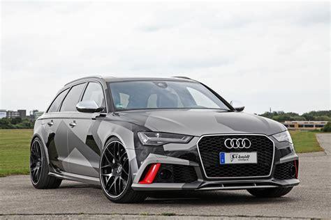Audi Rs Avant by Schmidt Revolution Et Une Audi Rs6 Avant Leblogauto