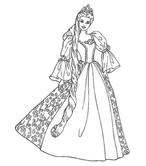 barbie princess and cat coloring pages gianfreda net barbie coloring pages the lovely princess gianfreda net