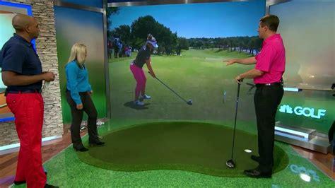 unconventional golf swing travis fulton swing analysis of brooke henderson golf