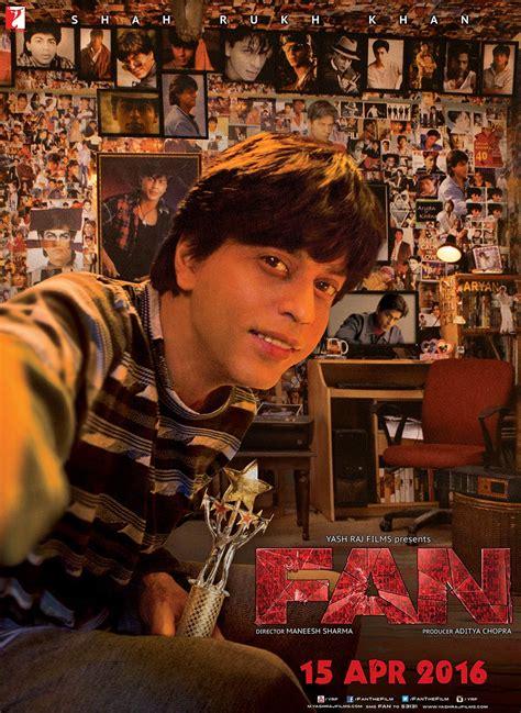 film fan fan 2016 poster 1 trailer addict