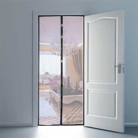 insect door screen curtain magic magnetic insect door net screen bug mosquito fly